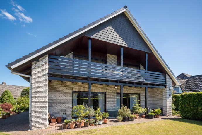 Repräsentatives Architektenhaus in ruhiger Lage