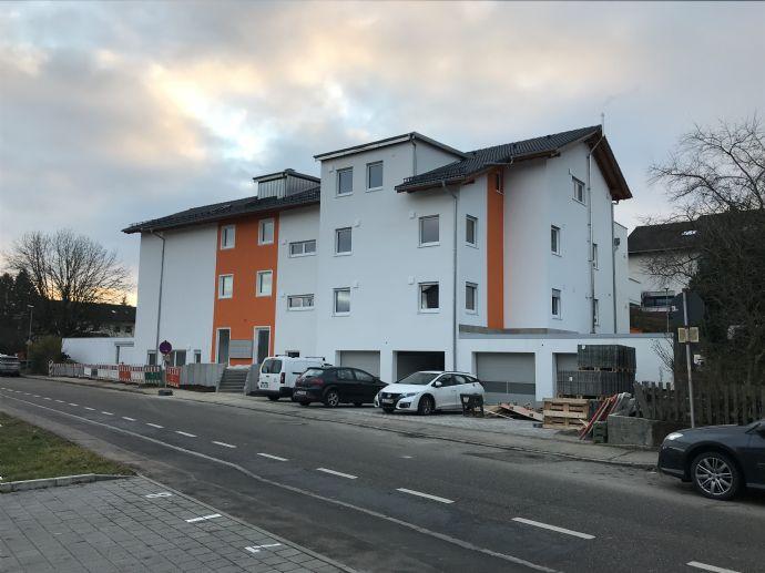 Neubauwohnung, 3,5 Zi. mit 104,75 qm in Massivbauweise