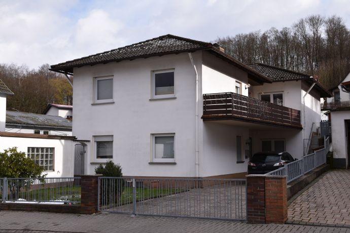 Reserviert: Schönes Einfamilienhaus mit großem Garten - Hirzenhain