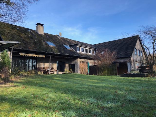 Alte Villa mit tollem Grundstück und Potential im Herzen von Münster-Hiltrup!