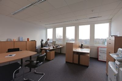 Büro - möbliert