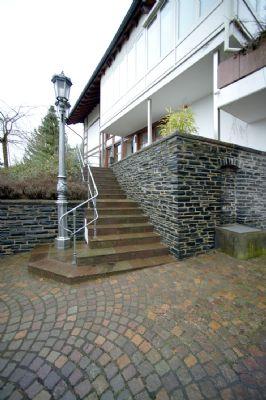 Außen Treppenaufgang