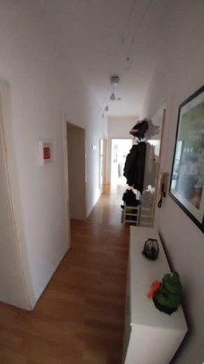 Großzügige 3-Zimmer-Wohnung mit Balkon in der Mannheimer Innenstadt