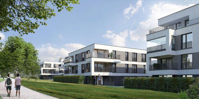 Quartier GrüneWald in Bielefeld - Grün
