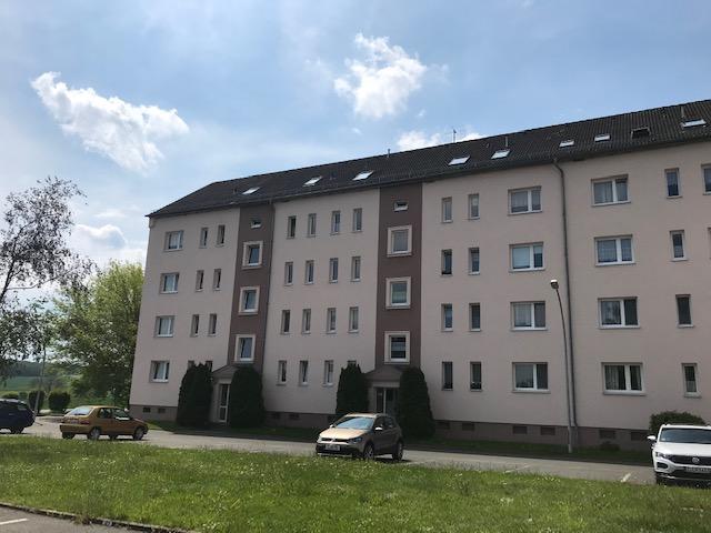 Renovierte 2-Raum Wohnung in ruhiger Lage mit Balkon