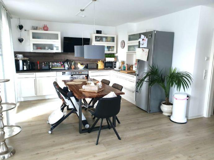 3 Raum Wohnung in Ulla bei Weimar, barrierearm mit Fahrstuhl und Rampe, altersgerechtes Wohnen