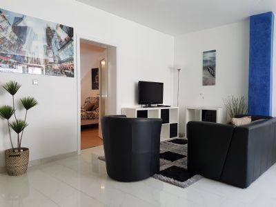 Modern möbliertes Apartment-Stuttgart-Mitte, 4.OG. mit Aufzug