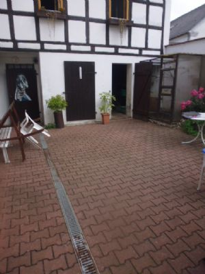 Innenhof picobello  sonnige Süd-Lage