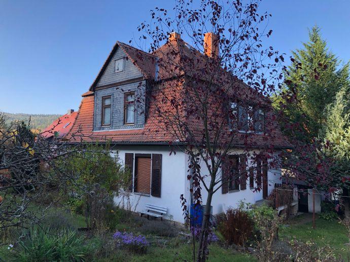 Villa in Ilmenau Süd