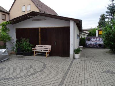 Doppelgarage - Werkstatt