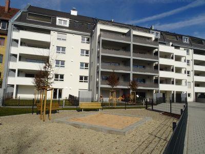 Charmante 2 Zimmer Wohnung mit Süd Terrasse und