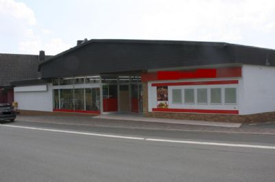 Haina Ladenlokale, Ladenflächen