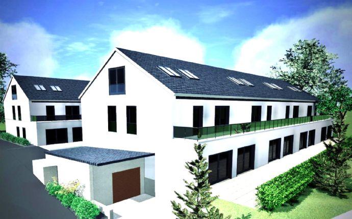 Neubau!!! Erholung im eigenen Zuhause: Stilvolle Reihenendhäuser mit ca. 160 m² Wohnf. in traumhafte Lage von Zirndorf