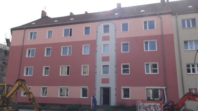 Sanierte 2 Raum Wohnung - Amtsgericht & FH Nähe !