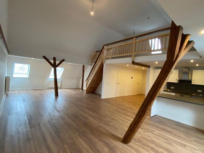 Helle Maisonette Wohnung in Handorf - Erstbezug nach Sanierung mit EBK und Garten