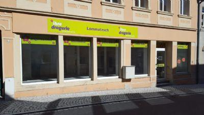 Lommatzsch Ladenlokale, Ladenflächen