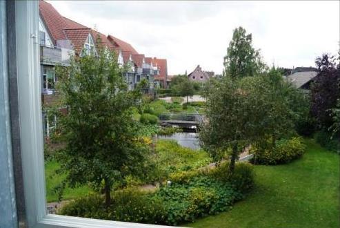 Schöne Seniorenwohnung mit Blick auf den Teich (Betreutes Wohnen) - Jork bei Hamburg