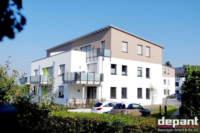 Moderne 3 Zimmer-Wohnung in attraktiver Lage mit wunderschönem Ausblick!