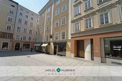 Salzburg Ladenlokale, Ladenflächen