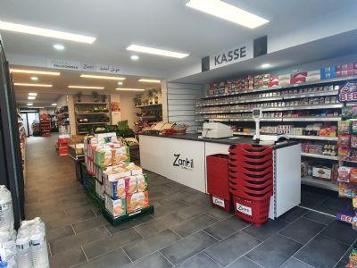 Mannheim Ladenlokale, Ladenflächen