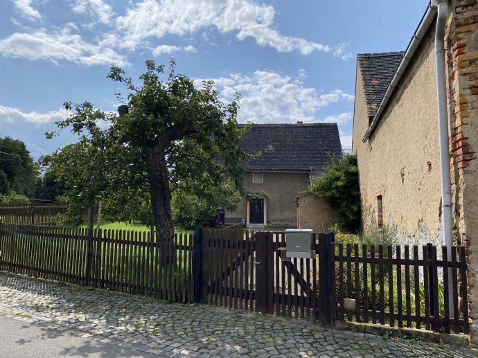 Grundstück mit Bauernhaus in Grimma