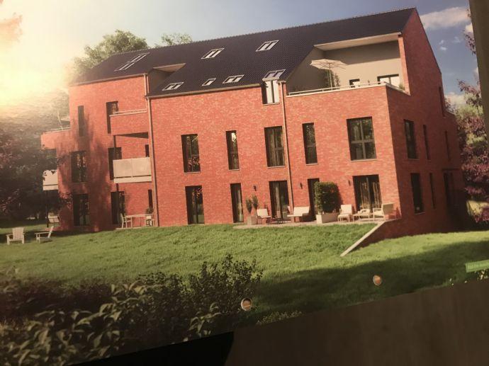 Großzügiges Wohnen mit 2 Terrassen und Garten - 3 Zi. in Großhansdorf