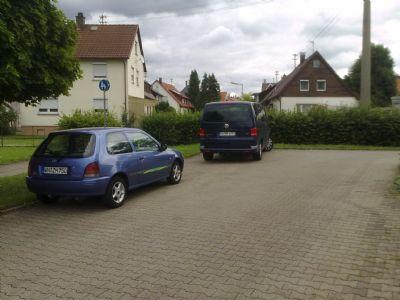 Lorch Garage, Lorch Stellplatz