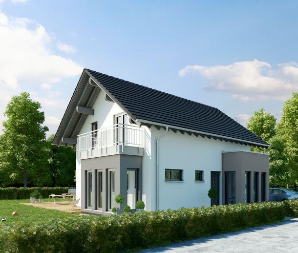 Wohlfühlen im eigenen Haus mit Grundstück