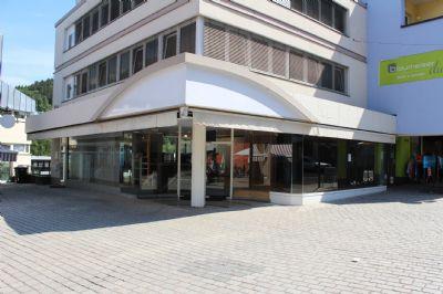 Gerolstein Ladenlokale, Ladenflächen