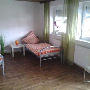 Gästehaus Wohnzimmer