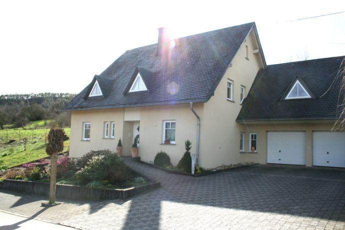 Gepflegtes Einfamilienhaus in Grenznähe zu Luxemburg