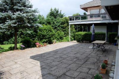 Terrasse der Einliegerwohnung!