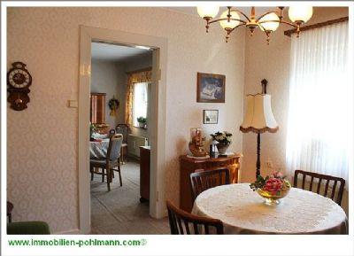 Blick in die Wohnküche Obergeschoss