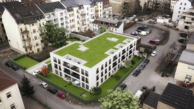 """""""Gö16"""" DD-Neustadt - gemütliche 4 Raumwohnung mit Garten zu verkaufen"""