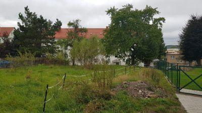 Schönes sonnig gelegenes Baugrundstück Nähe Ortszentrum von Wutha - Farnroda zu verkaufen