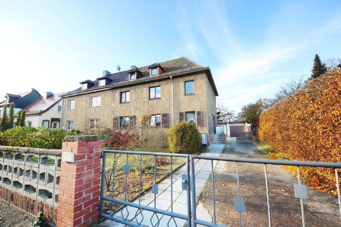 große Doppelhaushälfte in Dessau-Haideburg