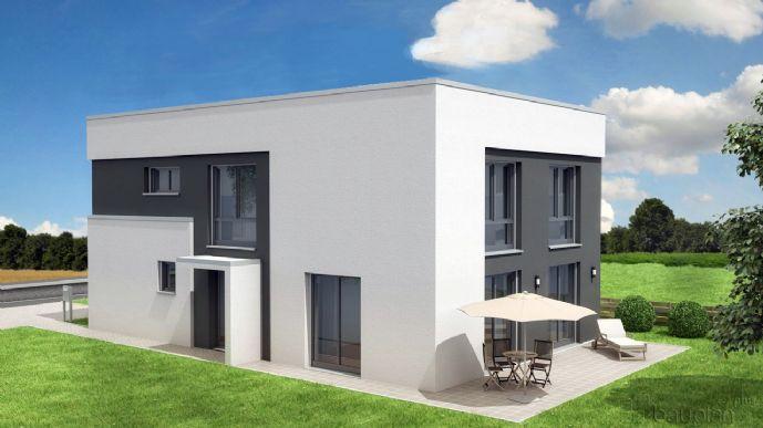 MODERNES freist. Einfamilienhaus mit tollem Blick ca. 150 m², 5 Zimmer, Garten und Garage