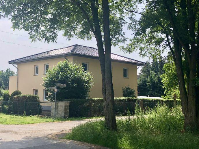 Neubau, 3 Zi-Wohnung mit großem Balkon im 1. OG, grün, ruhig, citynah