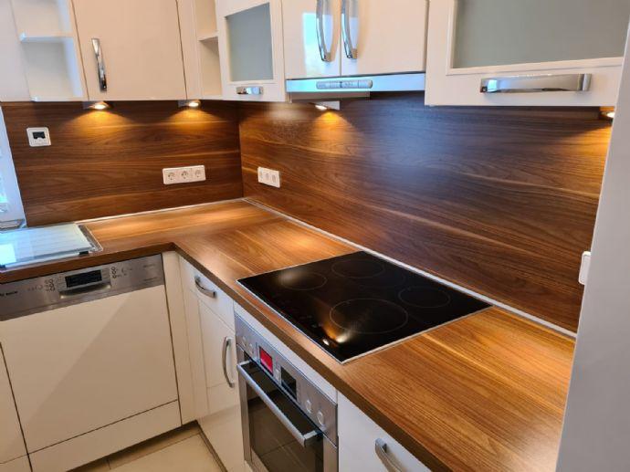 2-Raum-Wohnung inkl. Einbauküche, Wannenbad und Balkon zu vermieten! TG mit Wallbox optional