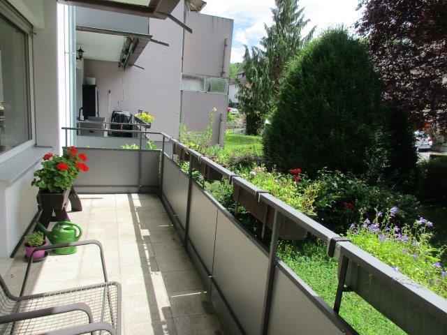 1 ½ Zimmer-Wohnung in ruhiger Wohnlage mit großem Südbalkon