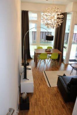 h 2109 1 1 wasser wasser wasser schickes komplett m bliertes loft neubau kanallage. Black Bedroom Furniture Sets. Home Design Ideas