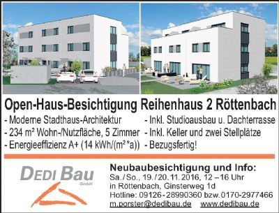 Open-House-Besichtigung RMH Röttenbach