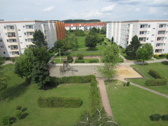 Sonnig und hell, 3- Raum-Wohnung saniert, mit Balkon/Loggia  im Harzblick