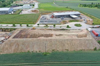 Knittlingen Industrieflächen, Lagerflächen, Produktionshalle, Serviceflächen