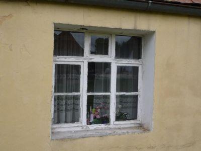 Romantische Sprossenfenster