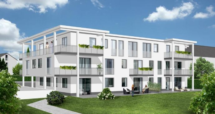 Penthousewohnung der Extraklasse im Neubauprojekt