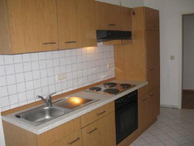 EBK mit Kühlschrank + Gefrierfach
