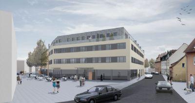 Bamberg Büros, Büroräume, Büroflächen