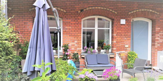 Sehr schöne und helle Loft-Wohnung mit Terrasse