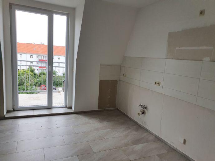 Schicke 2 Raumwohnung mit Balkon in Arnstadt zu vermieten
